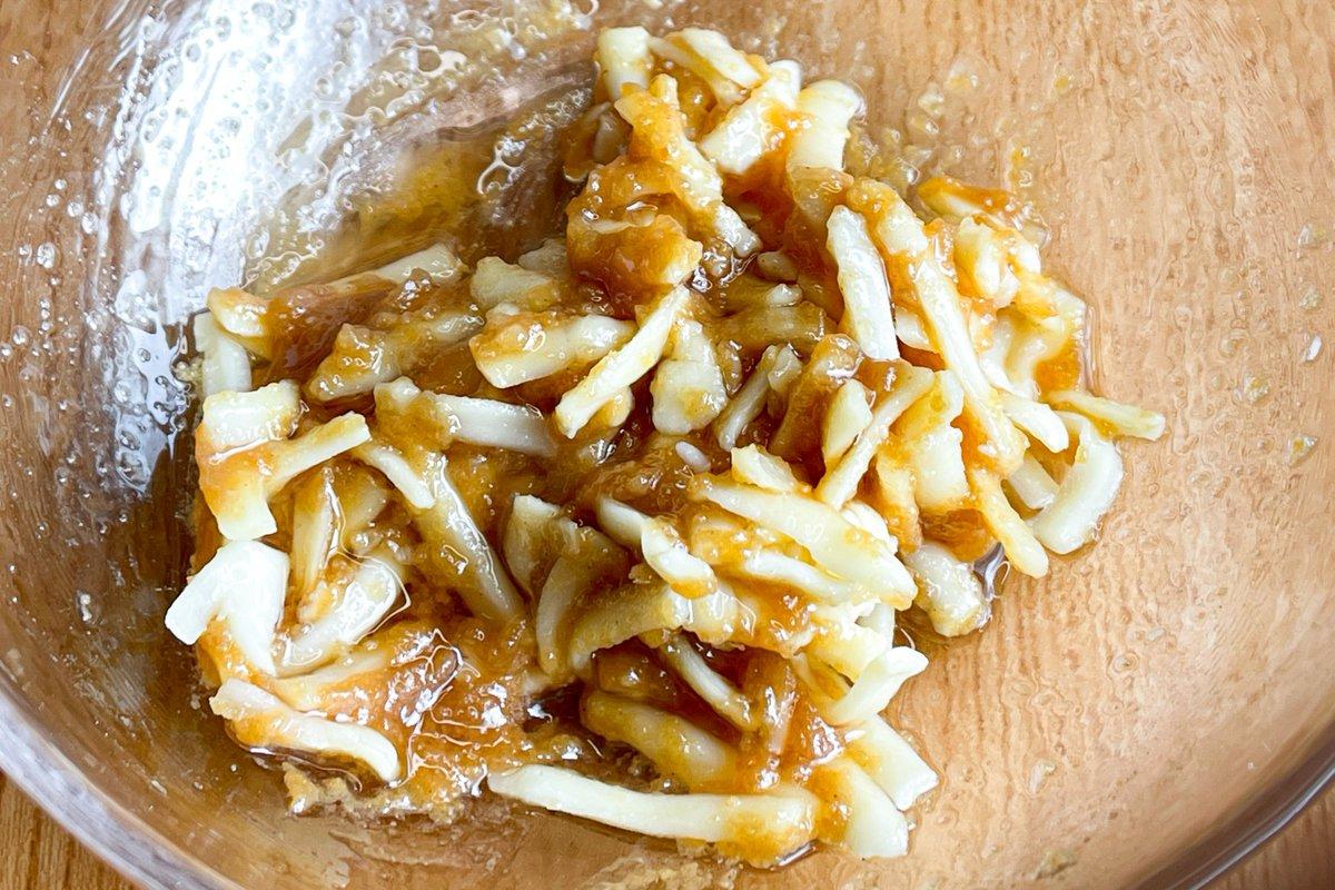 とろけたチーズがとっても美味しそう!小腹が空いたときにも良さそうな「焼きおにぎり」レシピ!