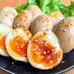 半熟加減が最高!『究極のユッケ風味煮卵』の作り方がこちら!