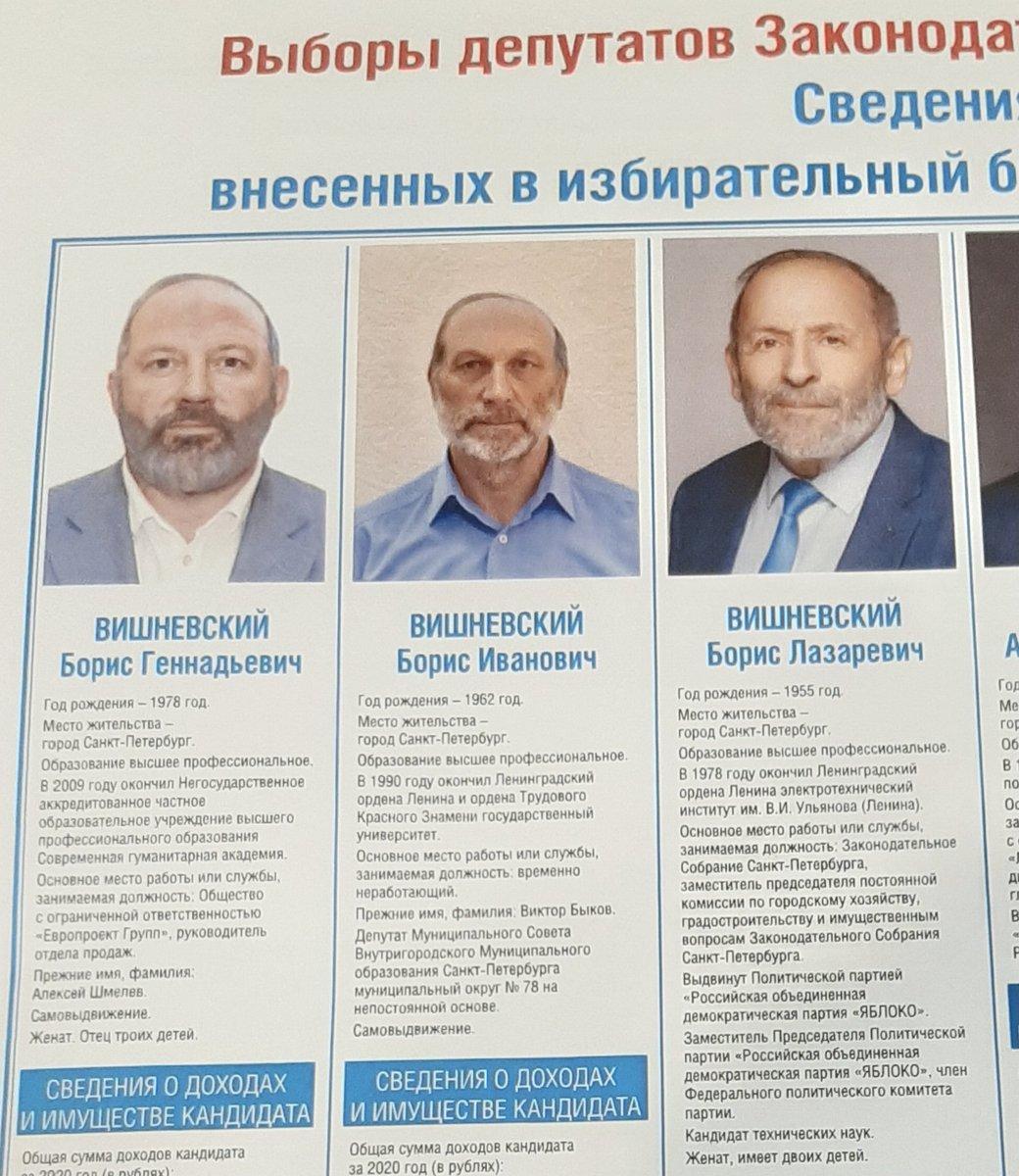 Хм... может и себе стать Борисом Вишневским?