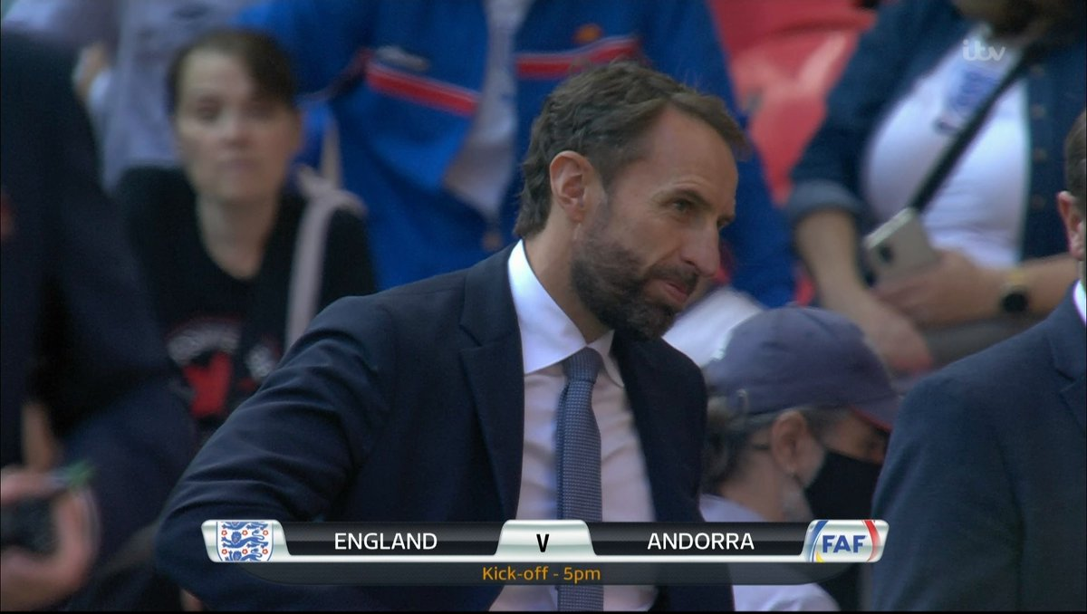 Full match: England vs Andorra
