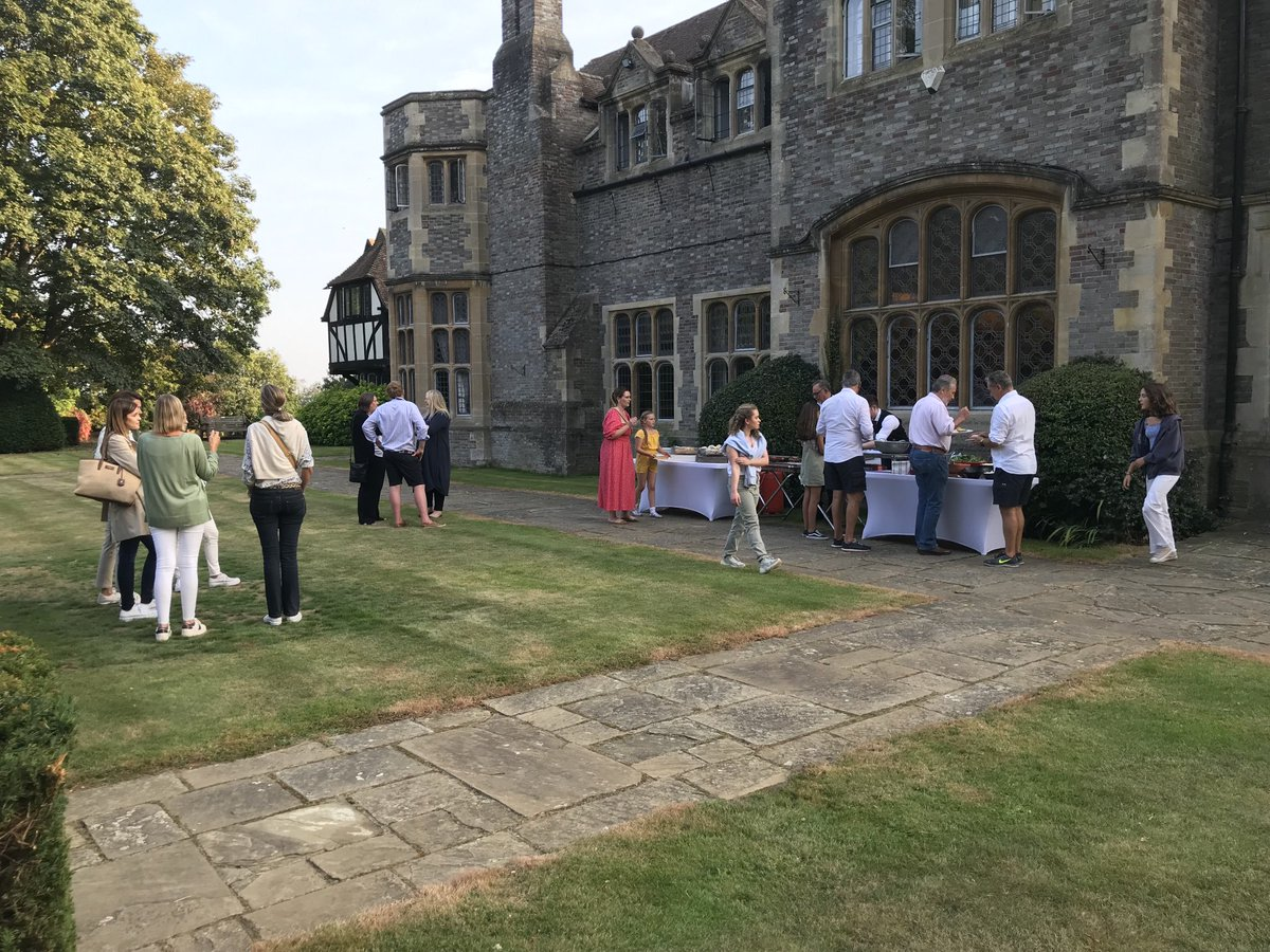 Boarding at The OPS is lots of fun - look at the evening they had yesterday! A big welcome to all of our boarders.  #Boarding #Schools #BBQ