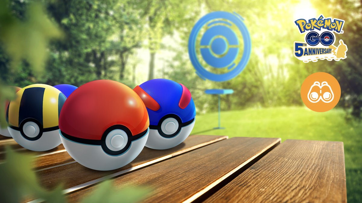 Remember, Trainers! For a limited-time, you can complete Field Research to earn lots of Poké Balls, Great Balls, and Ultra Balls! Learn more about the Season of Mischief here: pokemongolive.com/post/season-of…