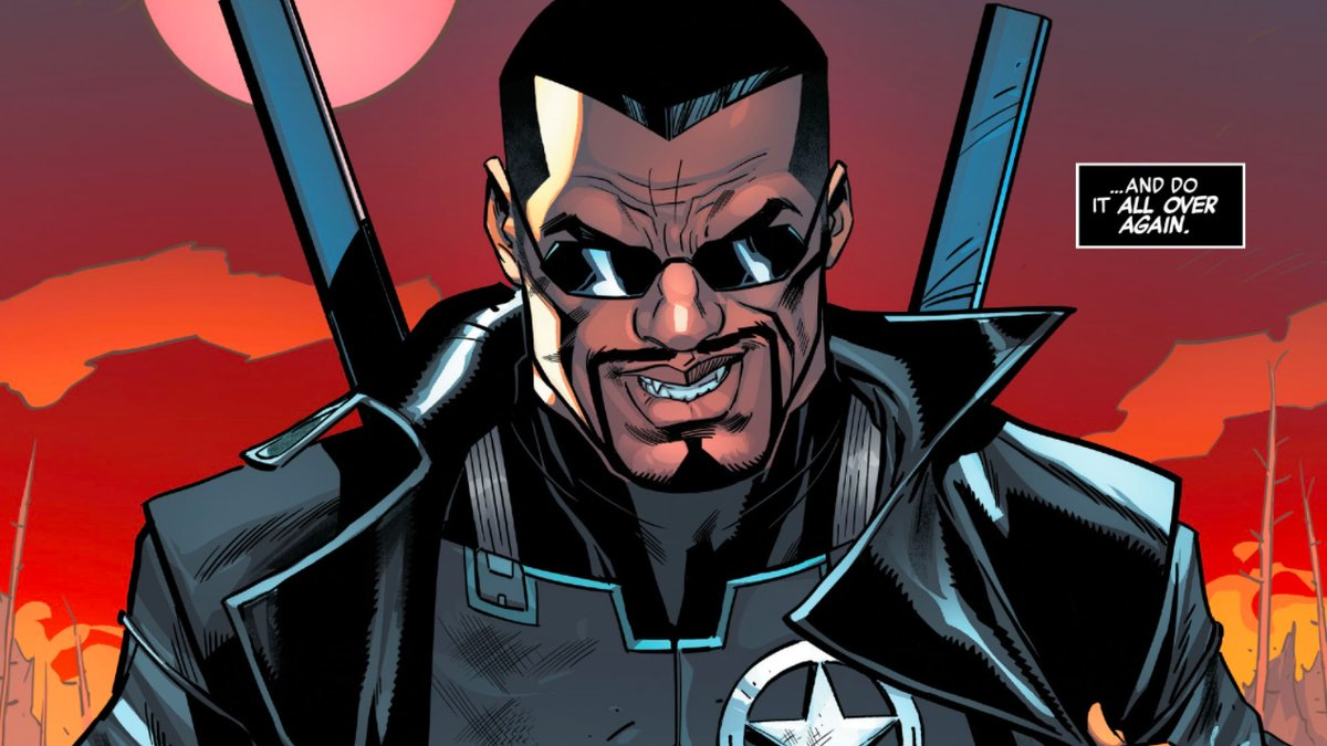 Blade Director Bassam Tariq Says the New Film Won't Be Boxed in By Marvel's Comics Canon