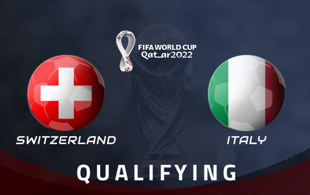 Switzerland vs Italy Full Match & Highlights 05 September 2021