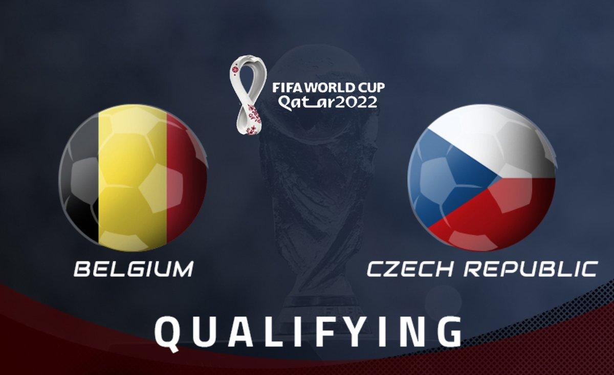 Belgium vs Czech Republic Highlights 05 September 2021