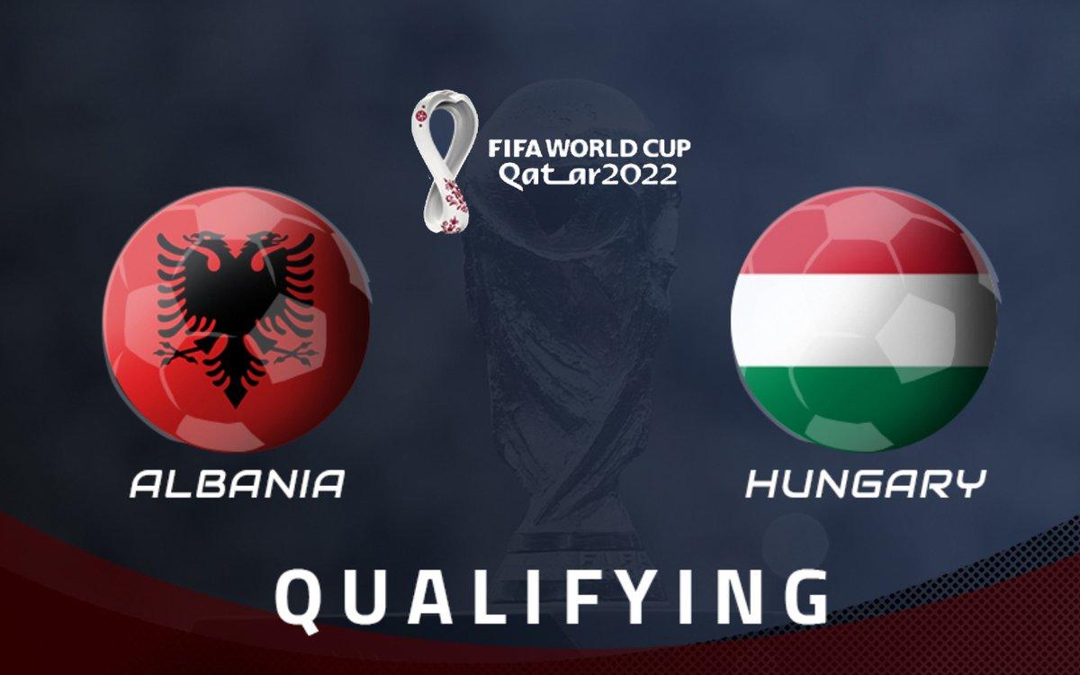 Albania vs Hungary Highlights 05 September 2021