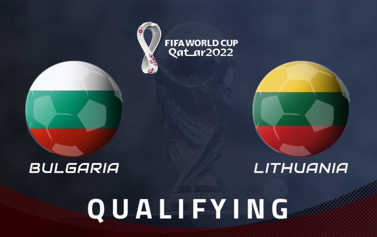 Bulgaria vs Lithuania Highlights 05 September 2021