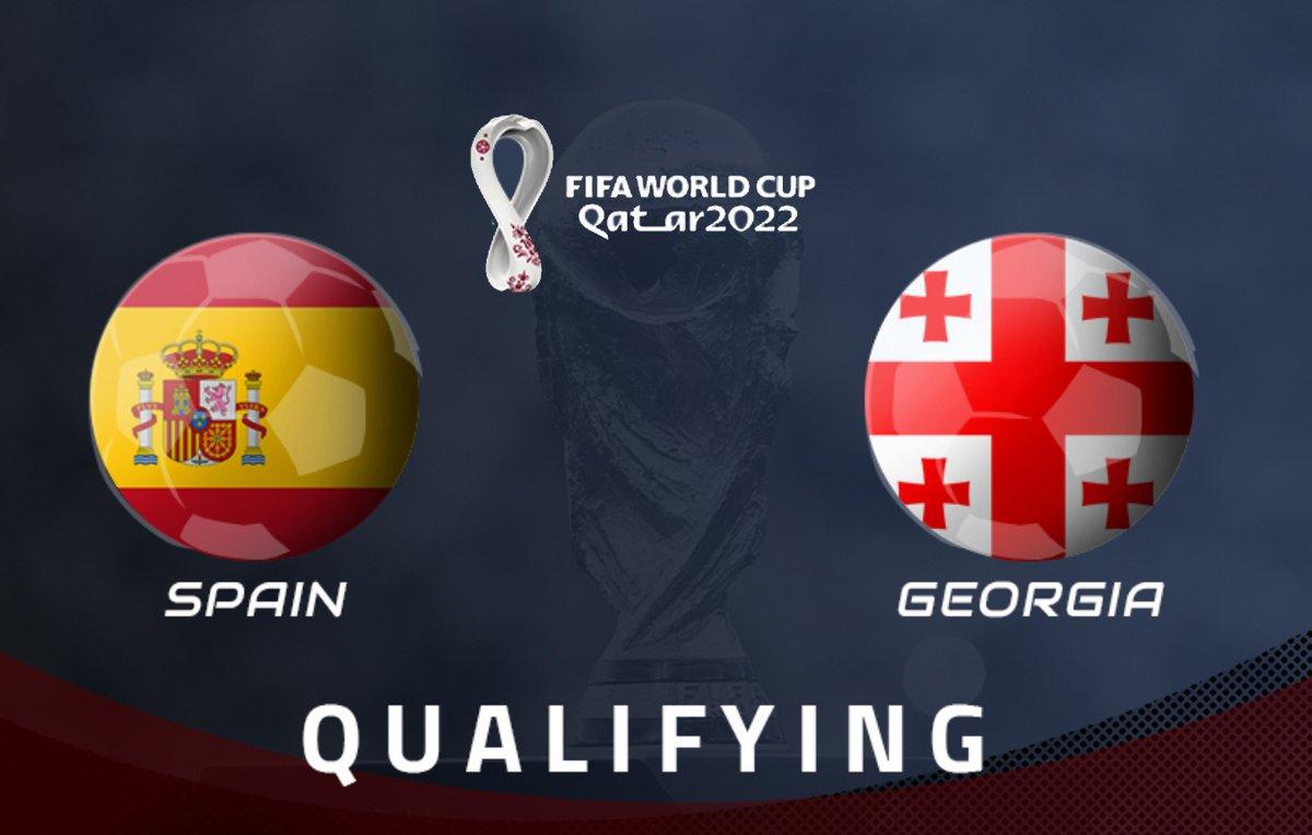 Spain vs Georgia Full Match & Highlights 05 September 2021