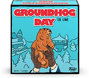 Funko Games: Groundhog Day $7.34  at
