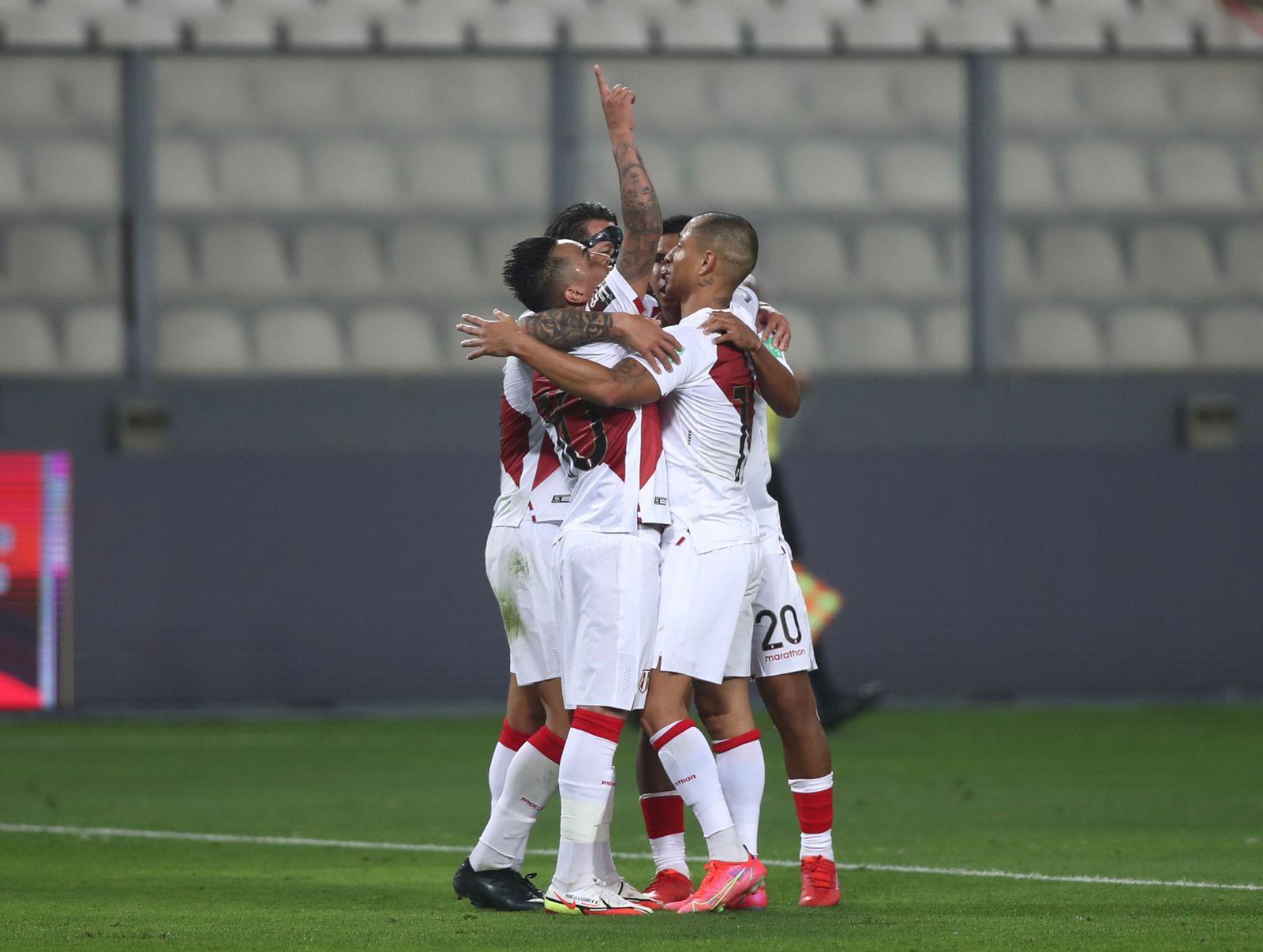 Perú vs Venezuela 1-0 Jornada 6 Eliminatorias CONMEBOL 2022