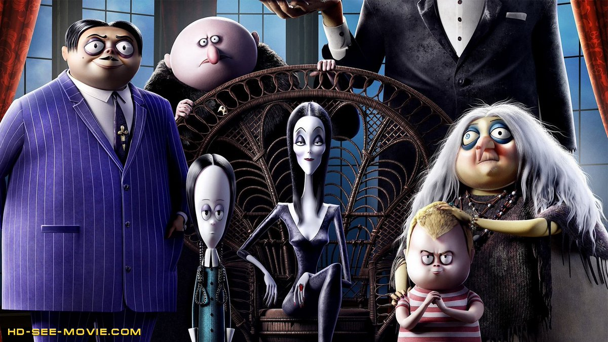 DOWNLOAD..HD.The Addams Family 20 200201 20P Full Online