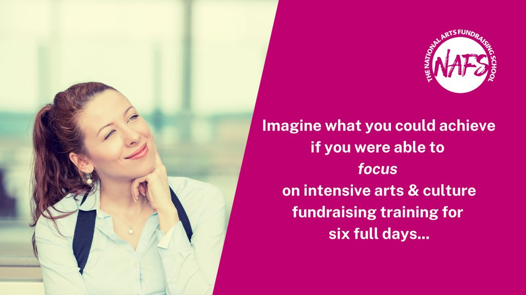 Book NOW for our next residential programme 7th - 12th November '21 nationalartsfundraisingschool.com/how-we-help/se… More info: nationalartsfundraisingschool.com/how-we-help/da… #selfimprovement #training #fundraising #arts #culture #strategy #reminder