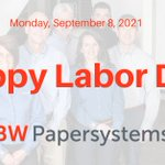 Image for the Tweet beginning: Happy Labor Day from your