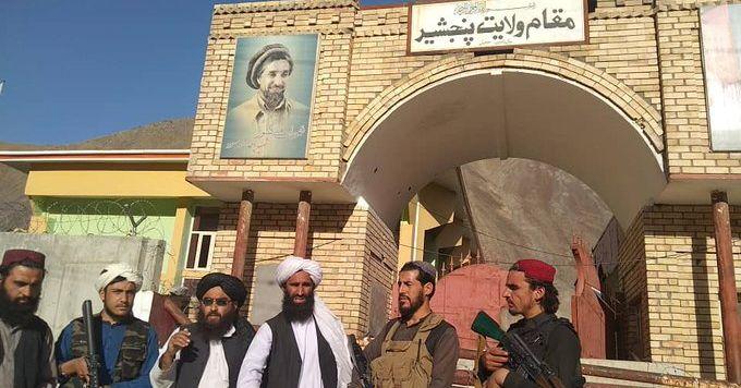 अफगानिस्तान में तालिबान ने दावा किया है कि उसके बलों ने पंजशीर घाटी में प्रवेश कर लिया