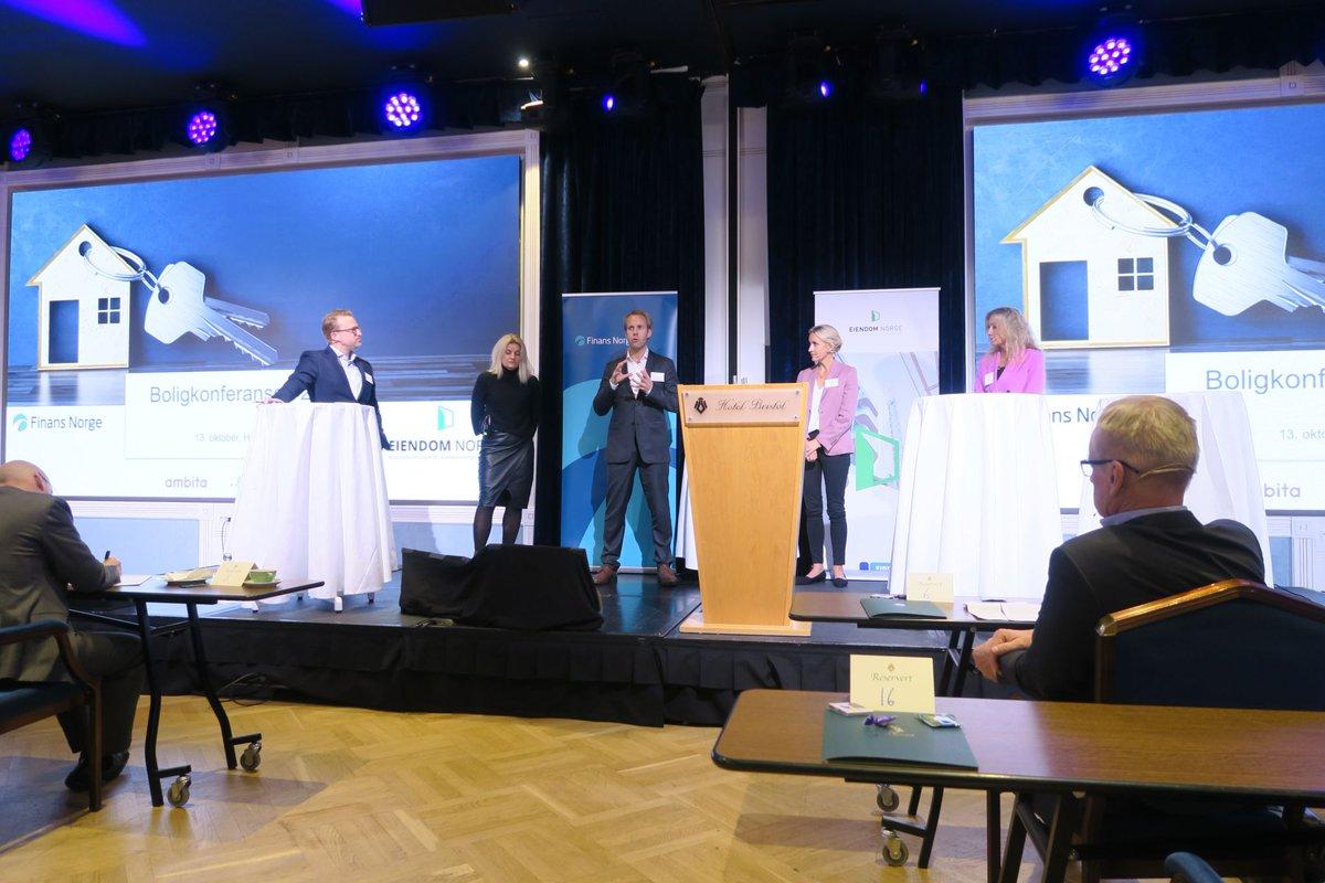Eiendom Norge og Finans Norge inviterer til høstens viktigste boligkonferanse.  Meld deg på i dag! https://t.co/ilURvQefj6 https://t.co/2KBgNBt3vc