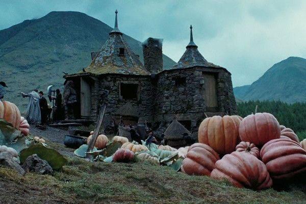 autumn at hogwarts