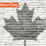 Image for the Tweet beginning: Happy Labour Day, Canada!