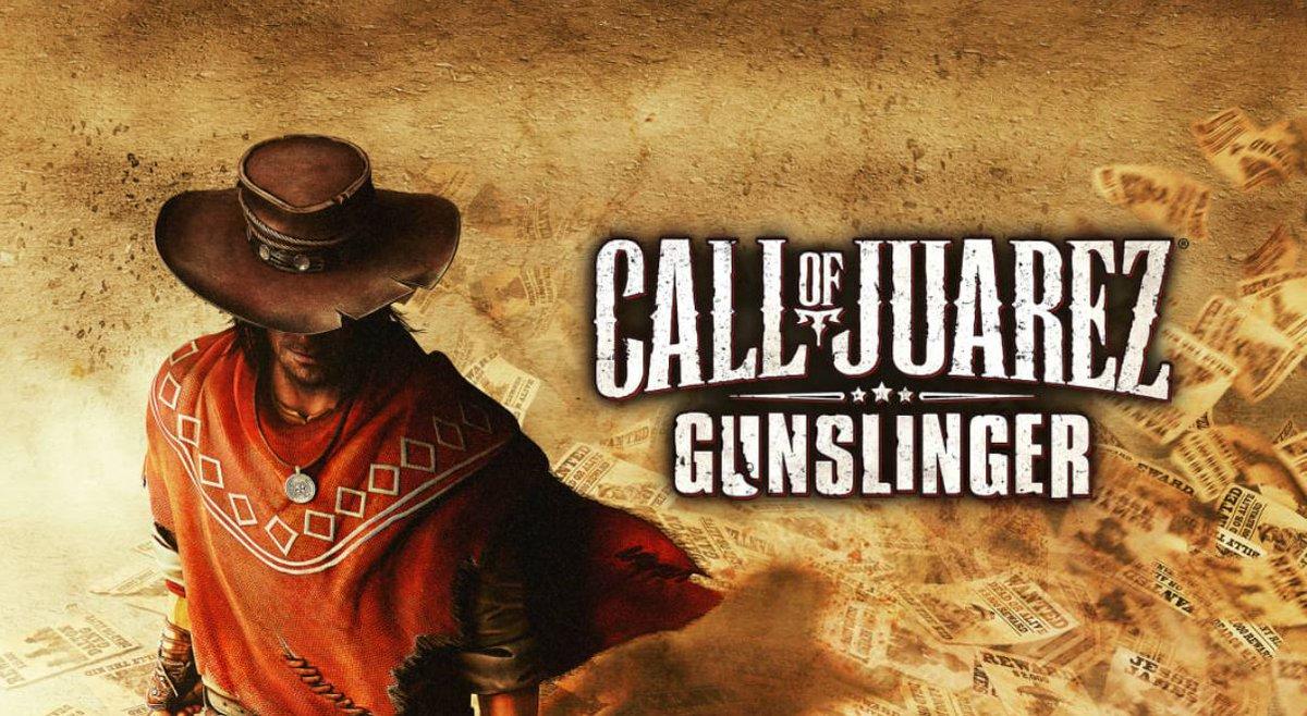 Call of Juarez: Gunslinger (S) $9.99 via eShop.