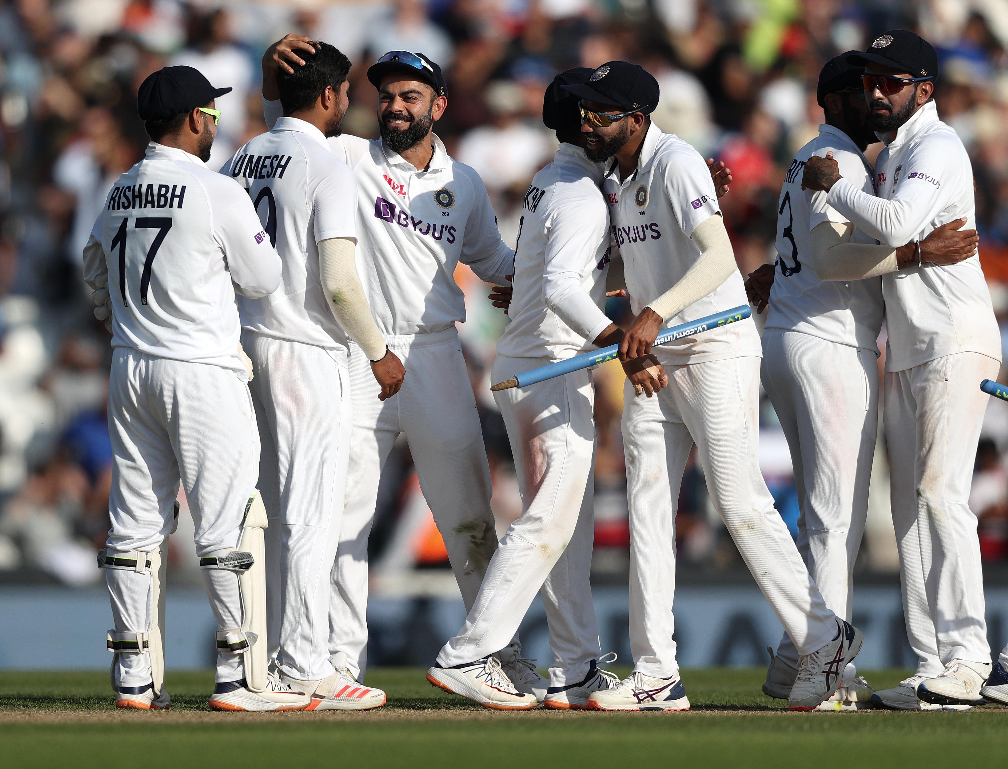 प्रधानमंत्री मोदी ने क्रिकेट में जीत और रिकॉर्ड टीकाकरण दोनों के लिए टीम इंडिया की प्रशंसा की