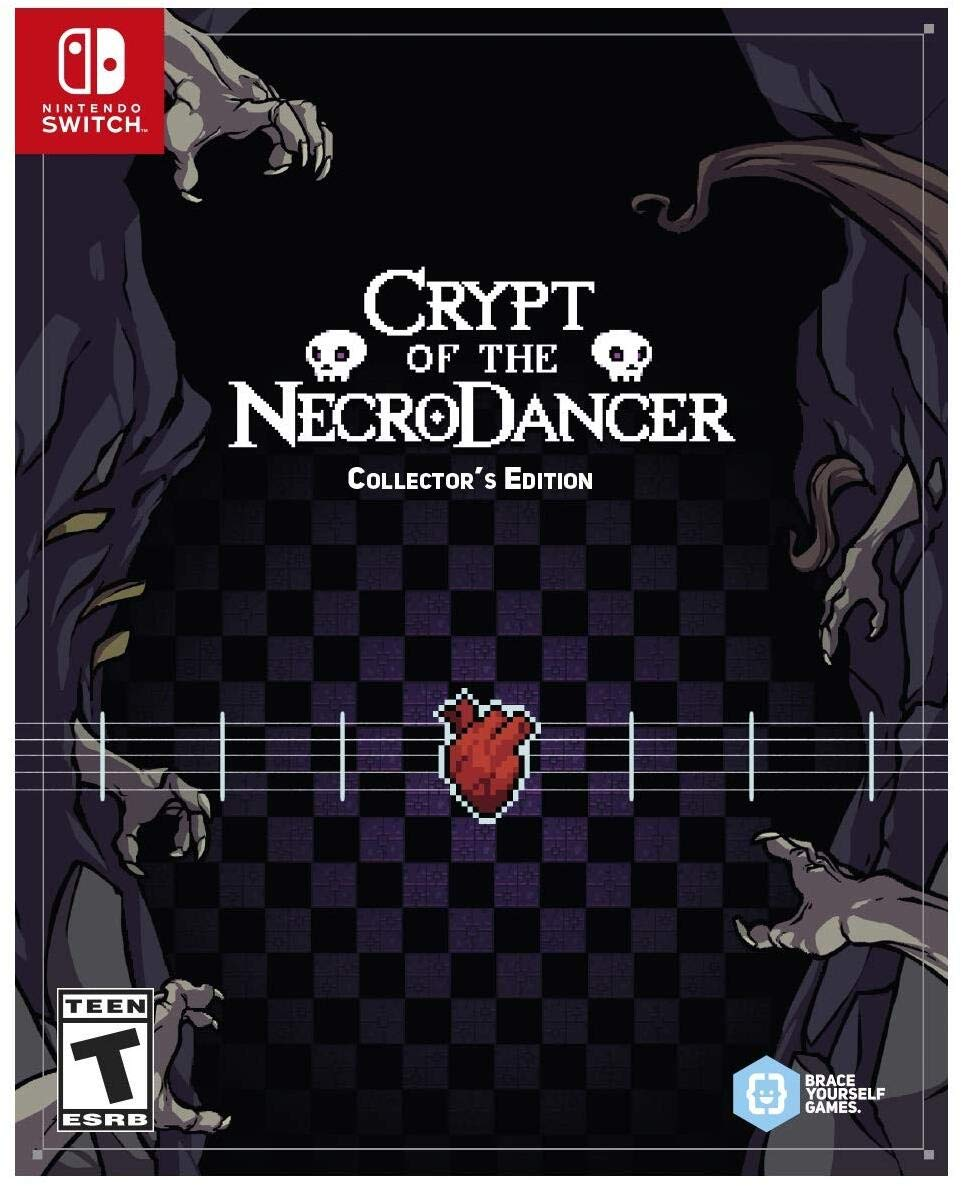 Crypt of The Necrodancer: Collectior's Edition for Switch is down to $42.50 on Amazon. ()