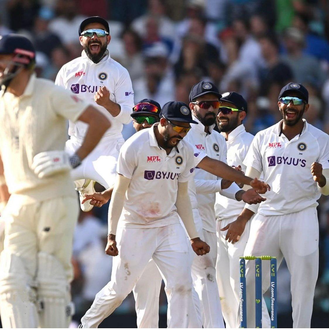 क्रिकेट में भारत ने इंग्लैंड को 157 रन से हराया, श्रृंखला में भारत दो-एक से आगे