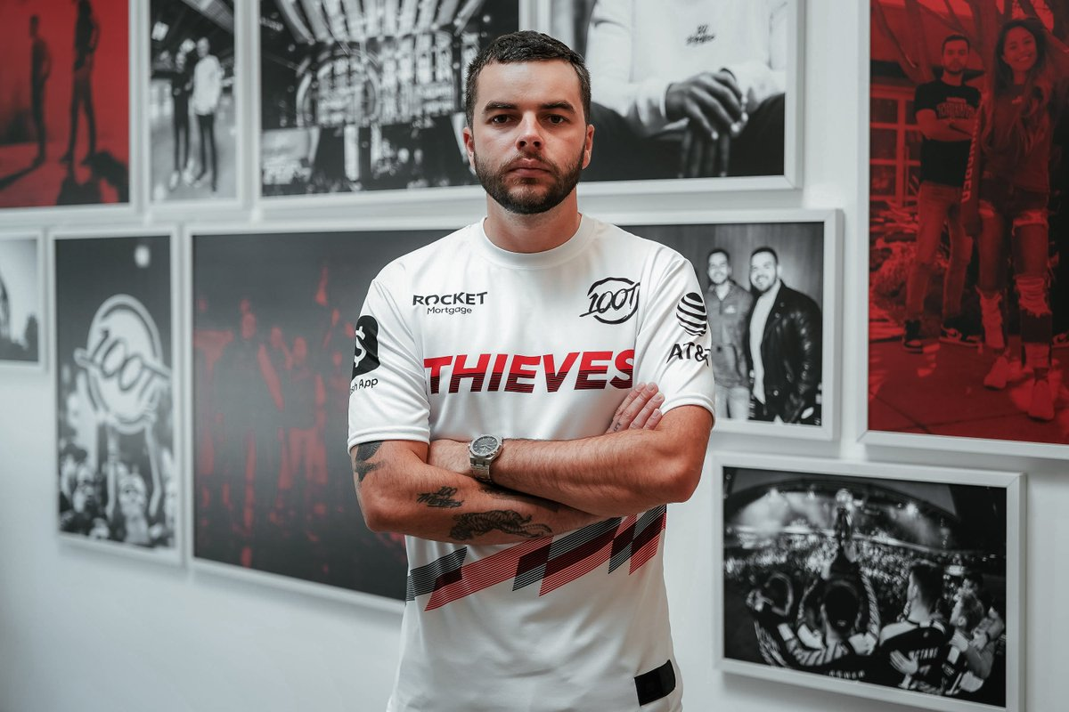 The best org to ever exist @100thieves