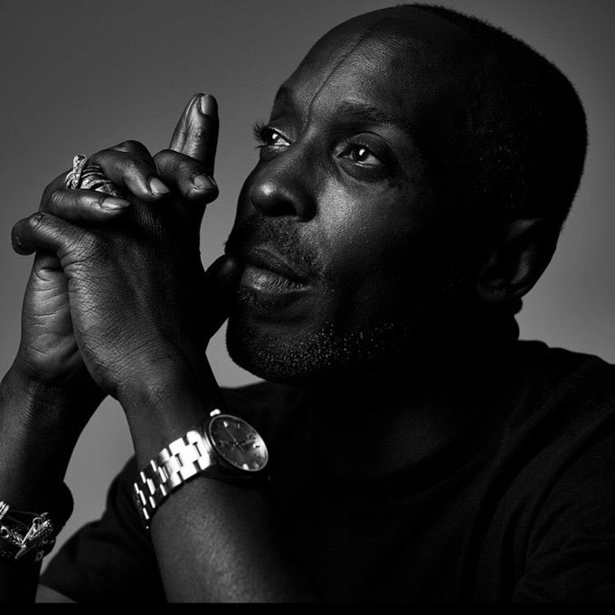 RIP Michael K. Williams  Your voice and the voices of the characters you portrayed spoke to us directly