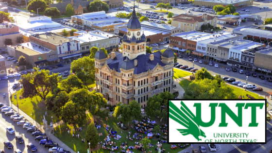 International Education Scholarship at University of North Texas, USA