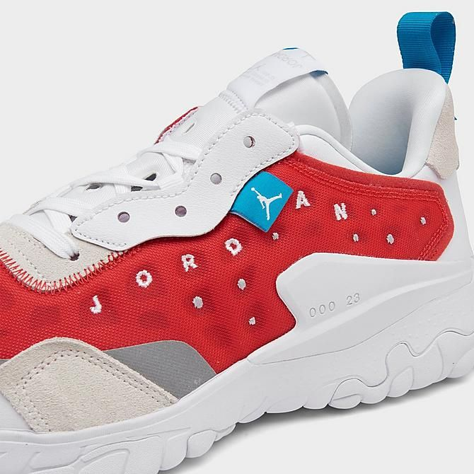 Now Available Jordan Delta 2 'White/Red'  FNL: JD: