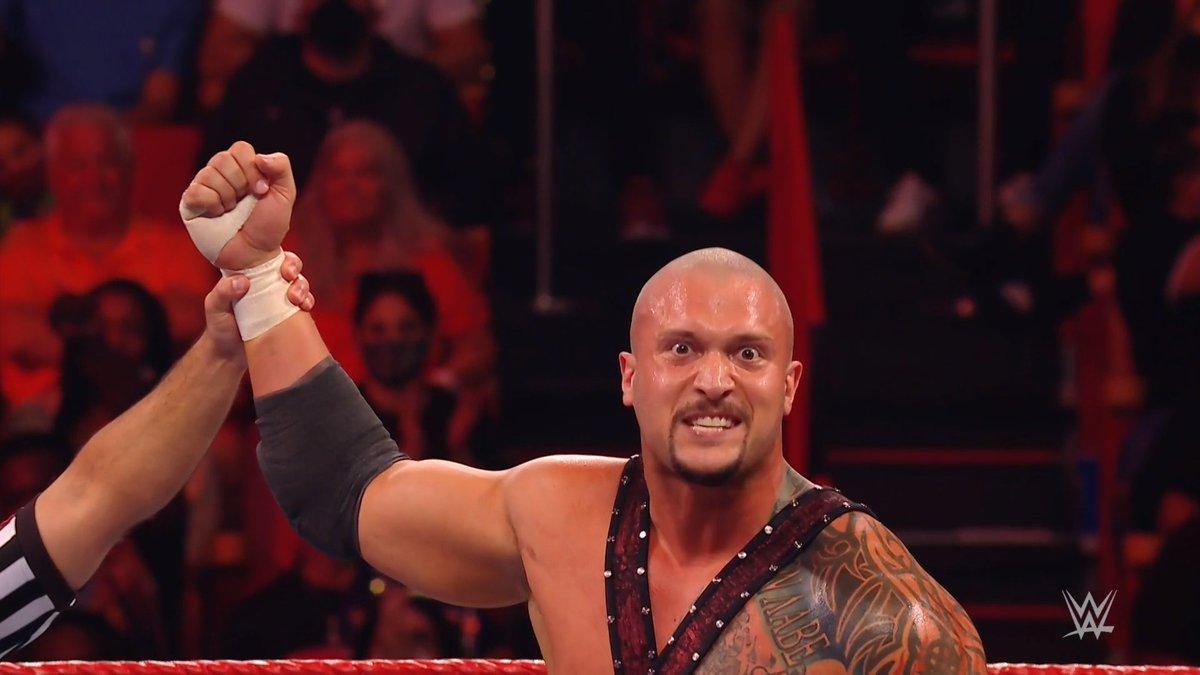 @WWE's photo on Kross