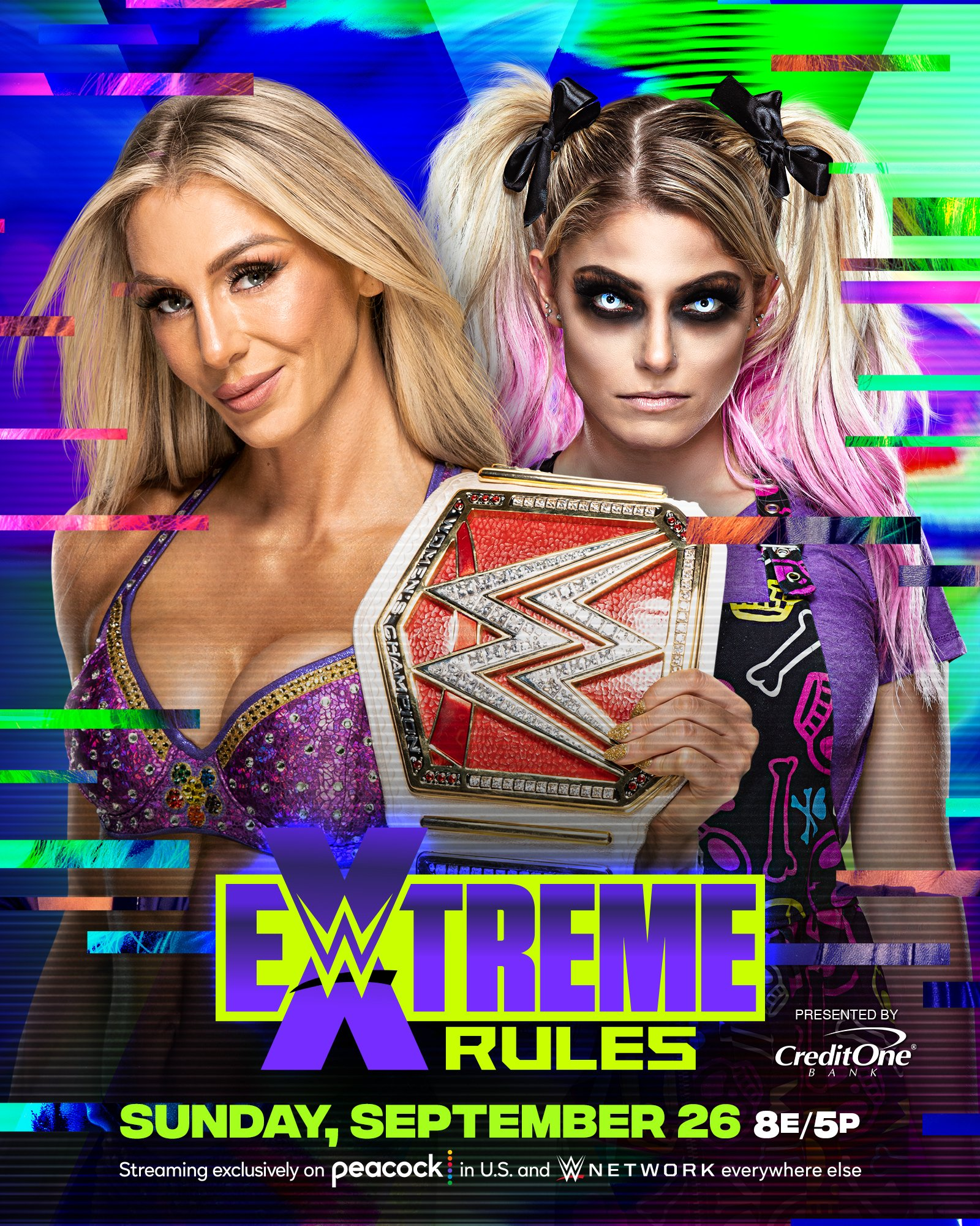 Charlotte Flair Receives Next Opponent For WWE Extreme Rules 2021 124