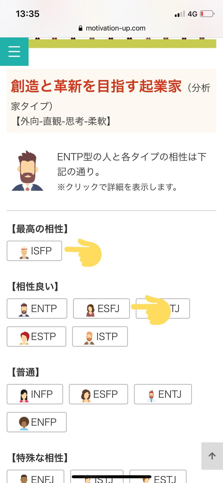 ENTP Twitter