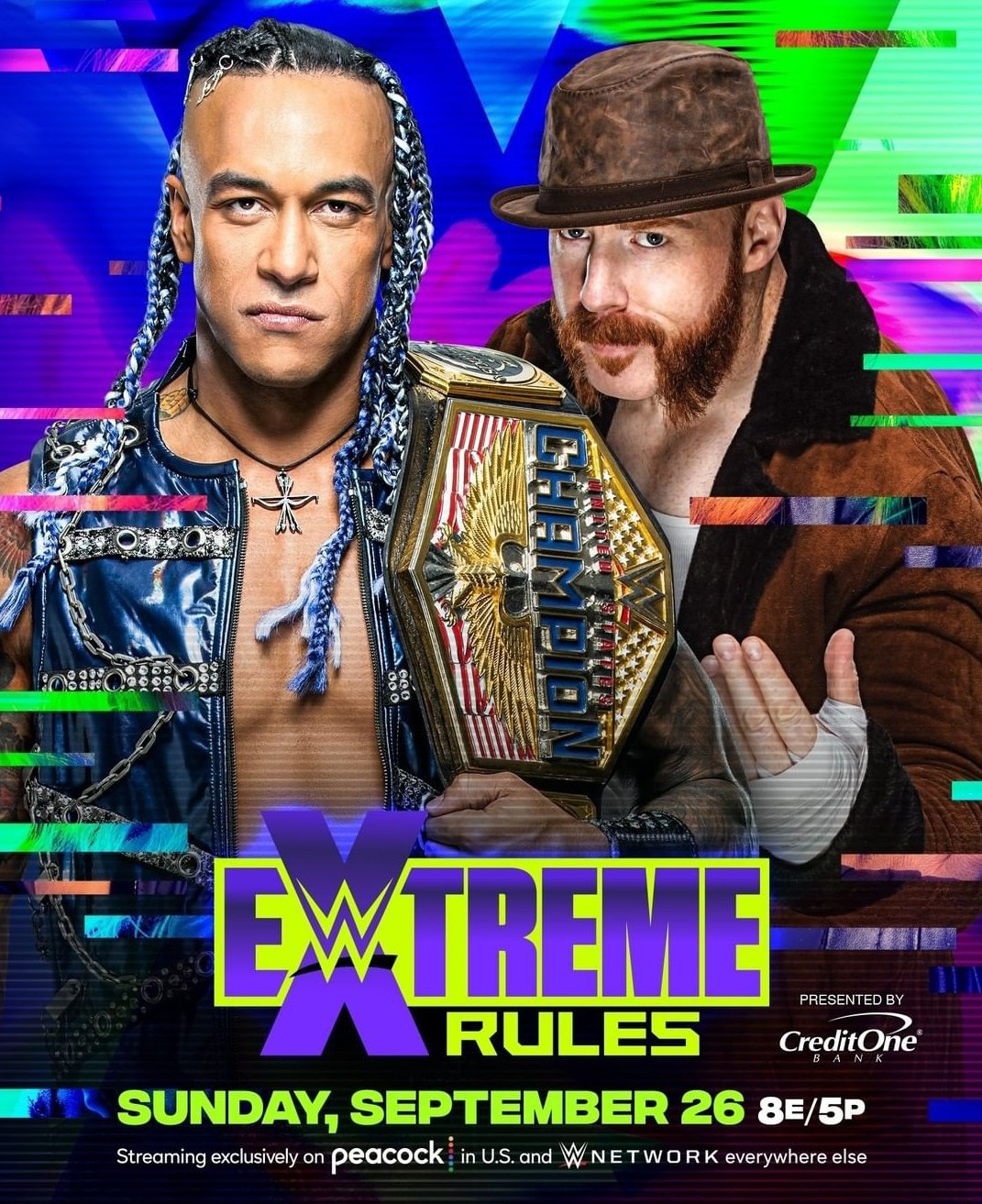 Extreme Rules 2021: WWE And United States Title Match Confirmed 39