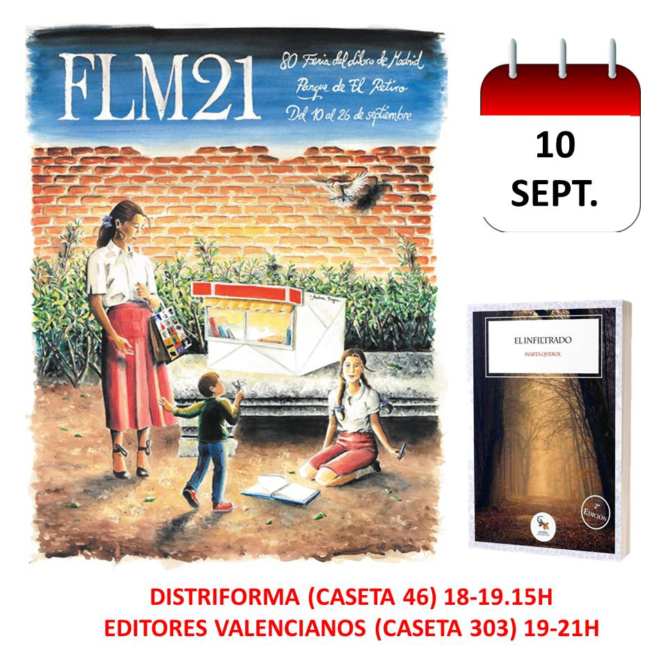 Feria del Libro de Madrid 2021 E-rQdyxWQAEfLz6?format=jpg&name=medium
