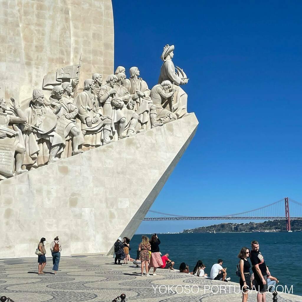 test ツイッターメディア - 大航海時代を記念して作られた高さ52メートルのモニュメント。#ポルトガル #リスボン https://t.co/tAcevyHlAY