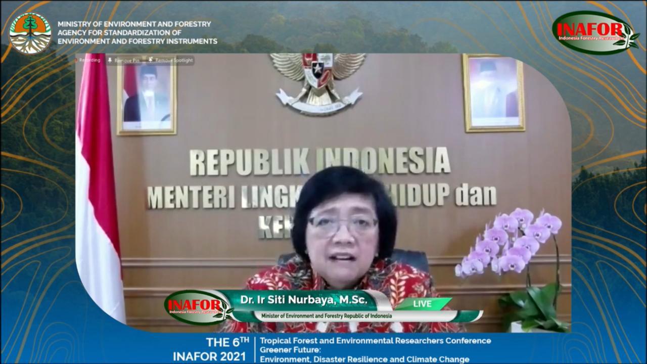 印尼林业研究发展取得新突破