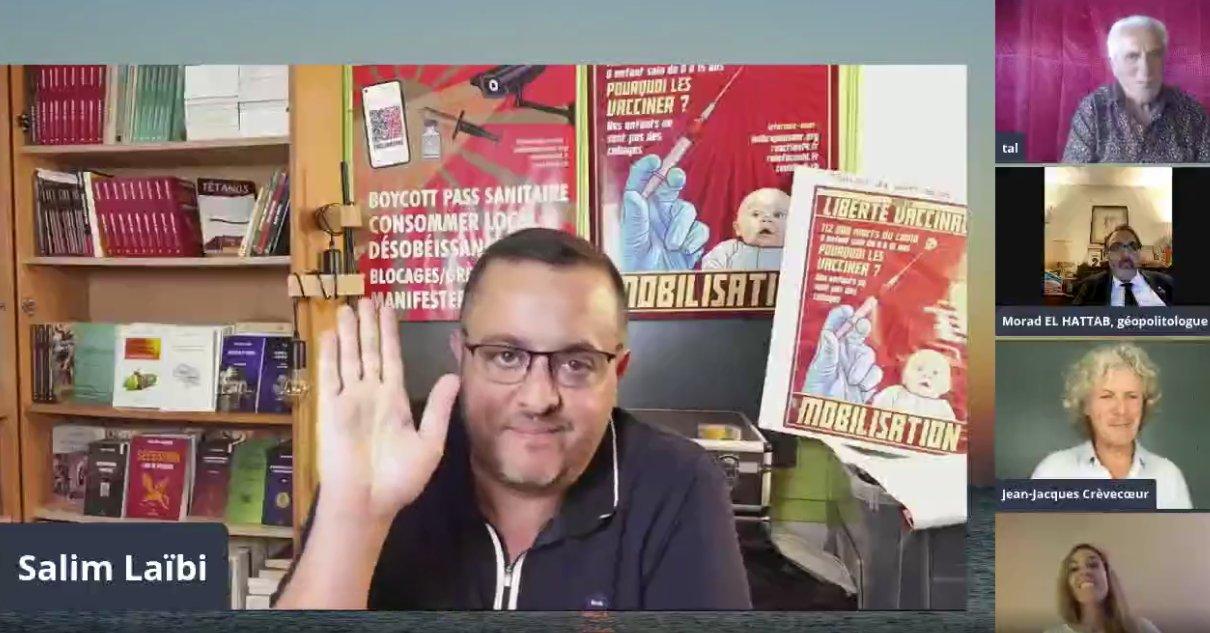 Opposition contrôlée : El Hattab et Laïbi font copain-copain