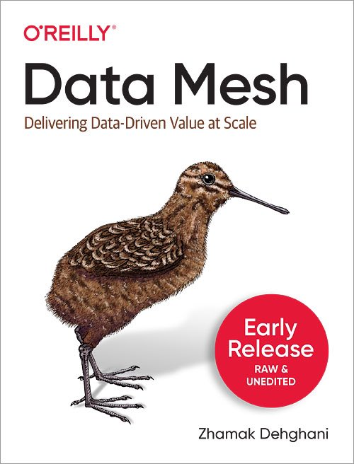 A new chapter, 'the principle of data as a product', is now available in the early release of my book. #DataMesh learning.oreilly.com/get-learning/?…