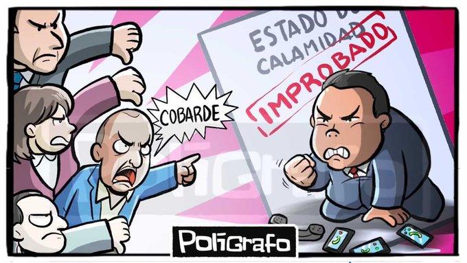 El congreso imprueba el estado de calamidad impulsado por Allan Rodríguez y Alejandro Giammattei