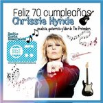 Image for the Tweet beginning: 70 añazos cumple hoy Chrissie