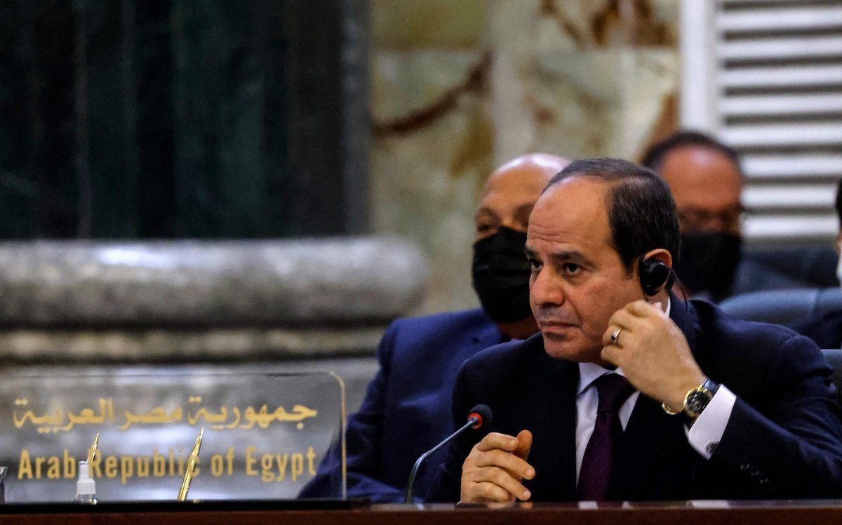 Business As Usual: US-Egypt alliance finds its center