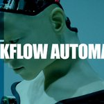 Image for the Tweet beginning: Workflow automation - This webinar