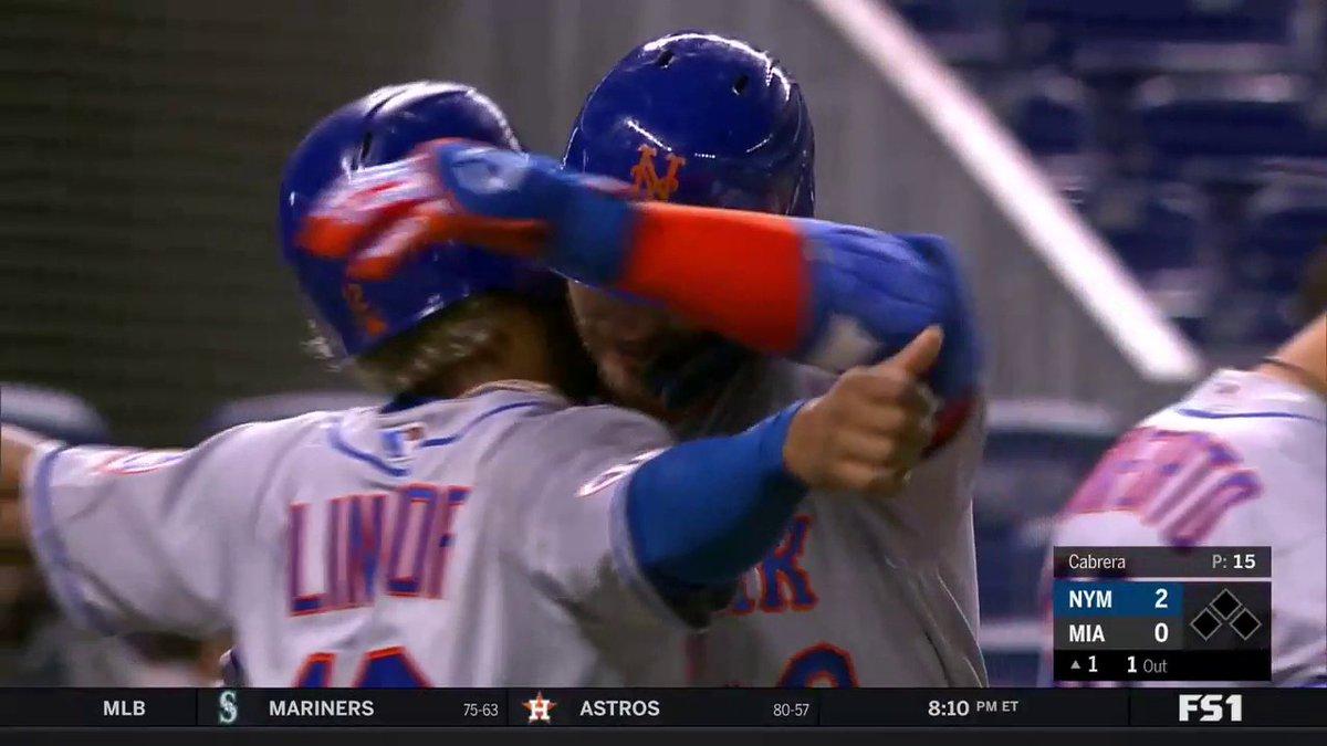 @MLBONFOX's photo on Pete Alonso