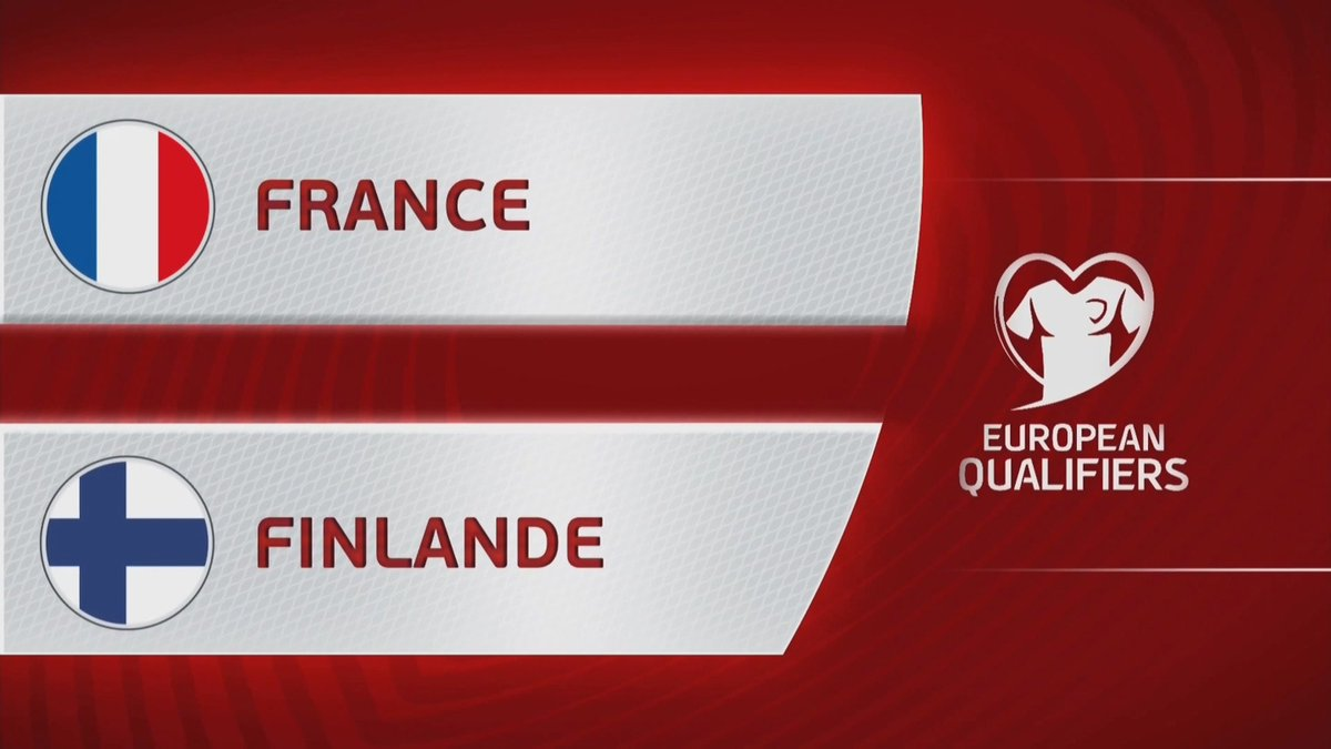 Full match: France vs Finland
