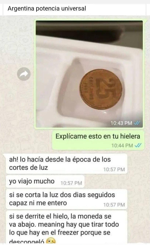 """El truco de un argentino que se hizo viral en Twitter: """"La NASA te está buscando, campeón"""" Imagen"""