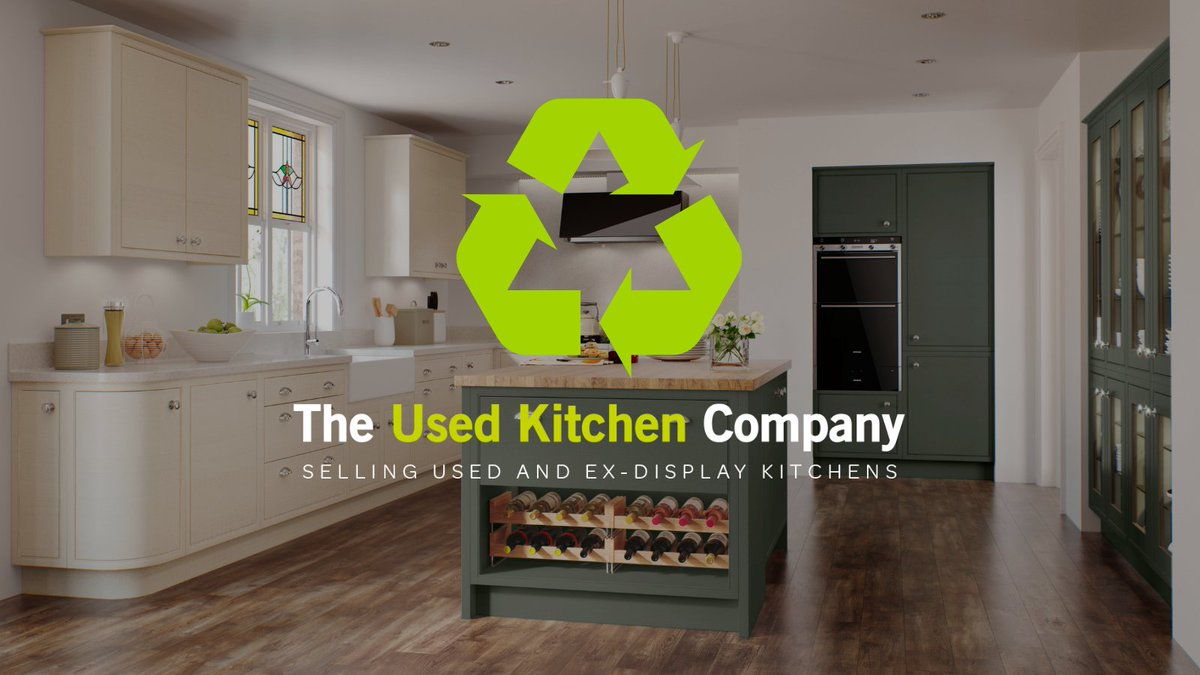Eco #TipTuesday ♻️ This week, our tip is to support #sustainable brands. Following our partnership with @merewaykitchens, we have now also paired with @TUKC, who offer consumers a way to ensure their old kitchen is disposed of sustainably. Get in touch today! #eco #recycle