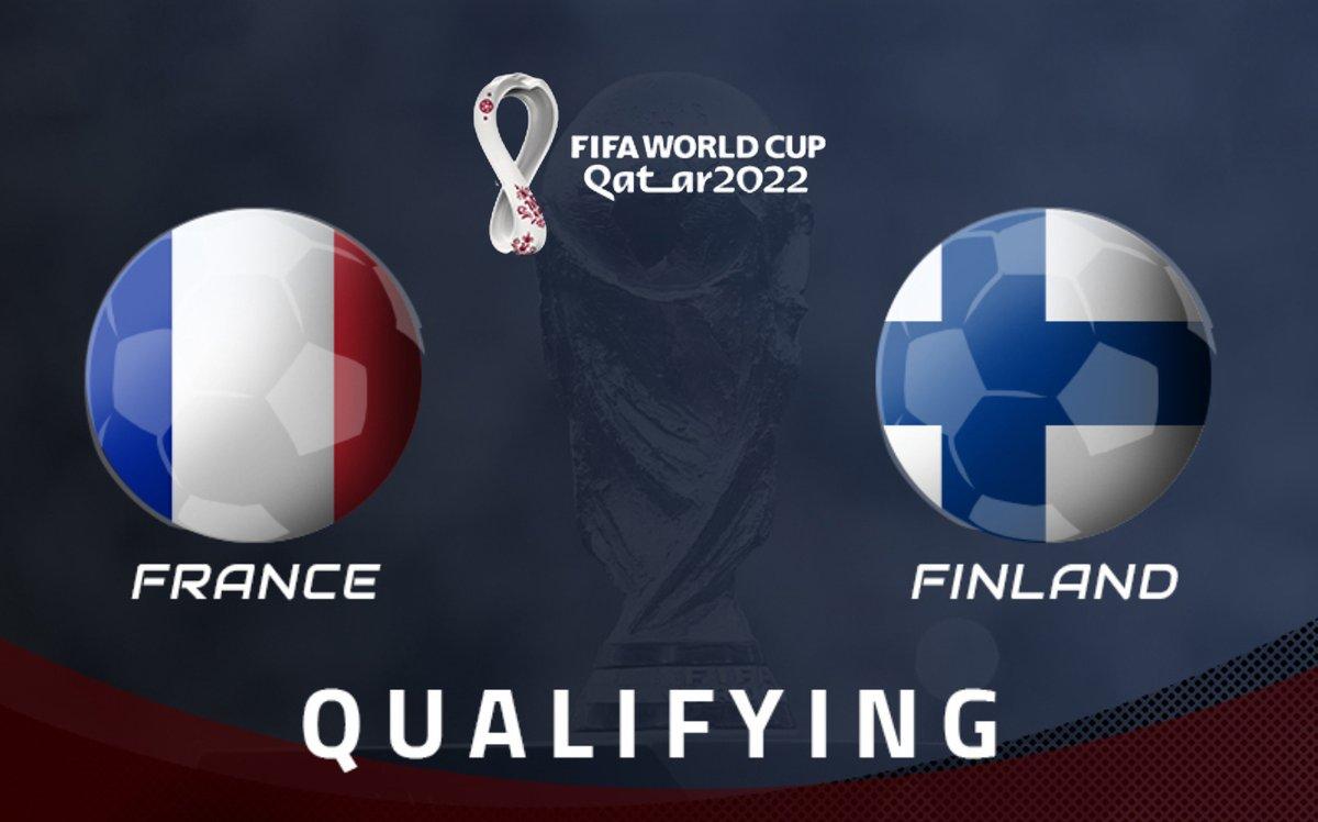 France vs Finland Full Match & Highlights 07 September 2021