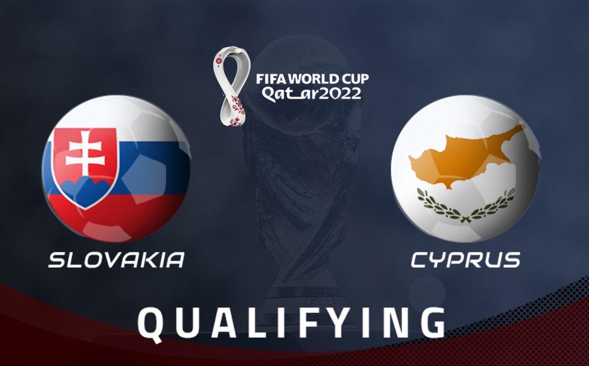 Slovakia vs Cyprus Highlights 07 September 2021