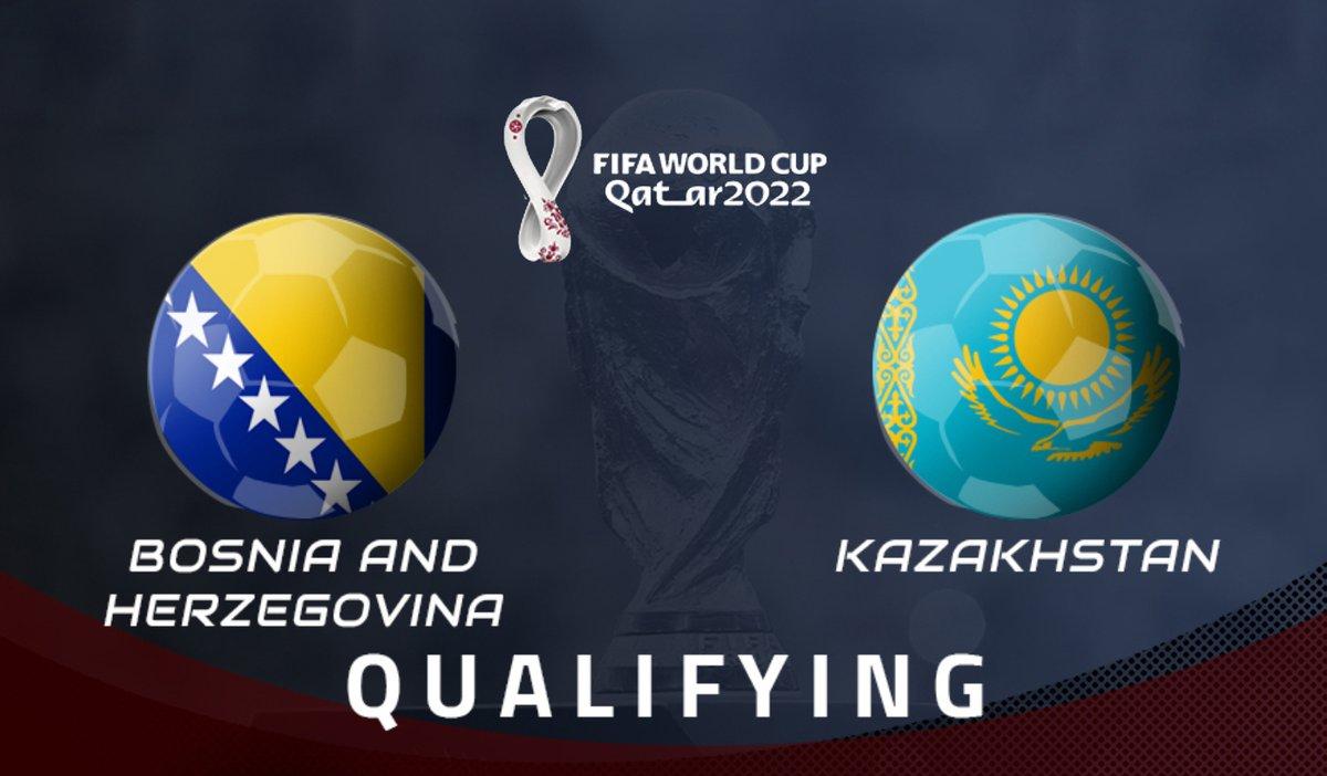 Bosnia-Herzegovina vs Kazakhstan Highlights 07 September 2021
