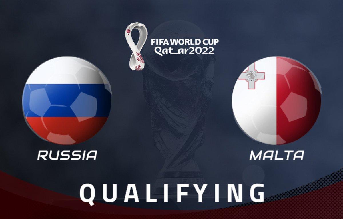 Russia vs Malta Highlights 07 September 2021